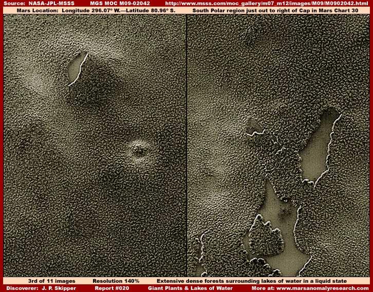 Mars : De bien étranges clichés... 03-020-lakes-forests