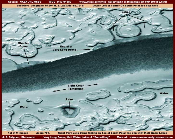 Mars : De bien étranges clichés... 1-domelakes-far-73k