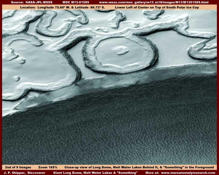 Mars : De bien étranges clichés... 2-domelakes-close-62k